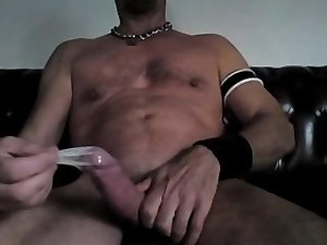 Second cumming in the same condom
