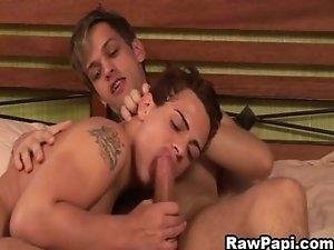 Extreme Bareback Sex With Latino Men