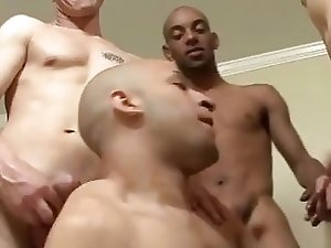 Naked guys Versatile Latino Gets Covered in Cum