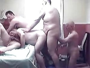 group bareback session