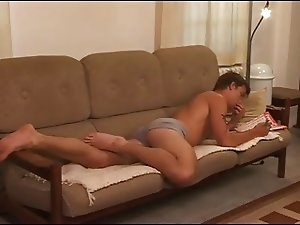 Two Hot Young Boys Fuck Bareback