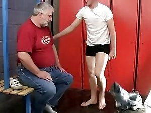 Dad Darby - Boy spanking